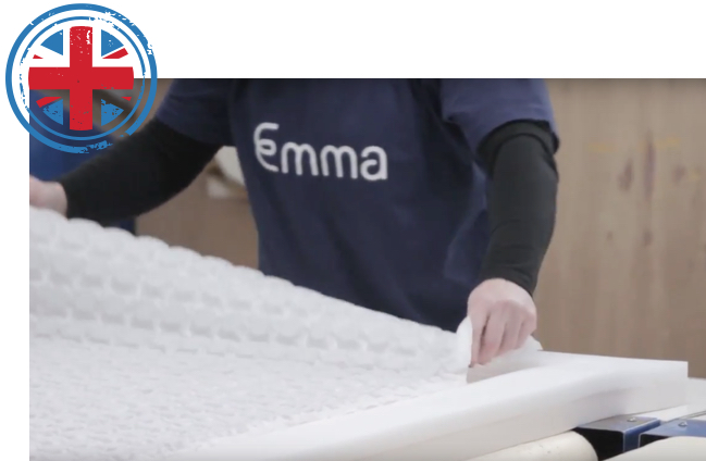 Buy Mattress Online Emma Made In The Uk